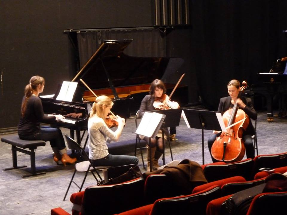 A tribute to John Pitts, Conservatoire de Perpignan, mars 2015