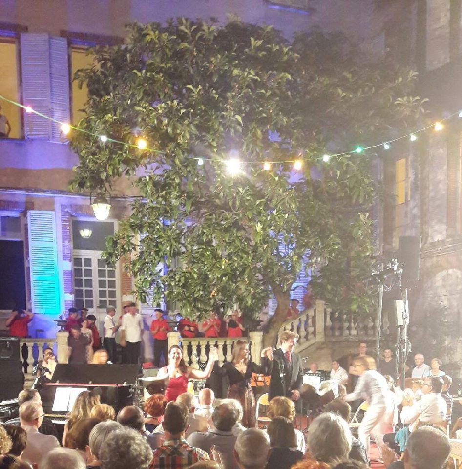 Fête de la musique, rue des Paradoux, Toulouse, juin 2016