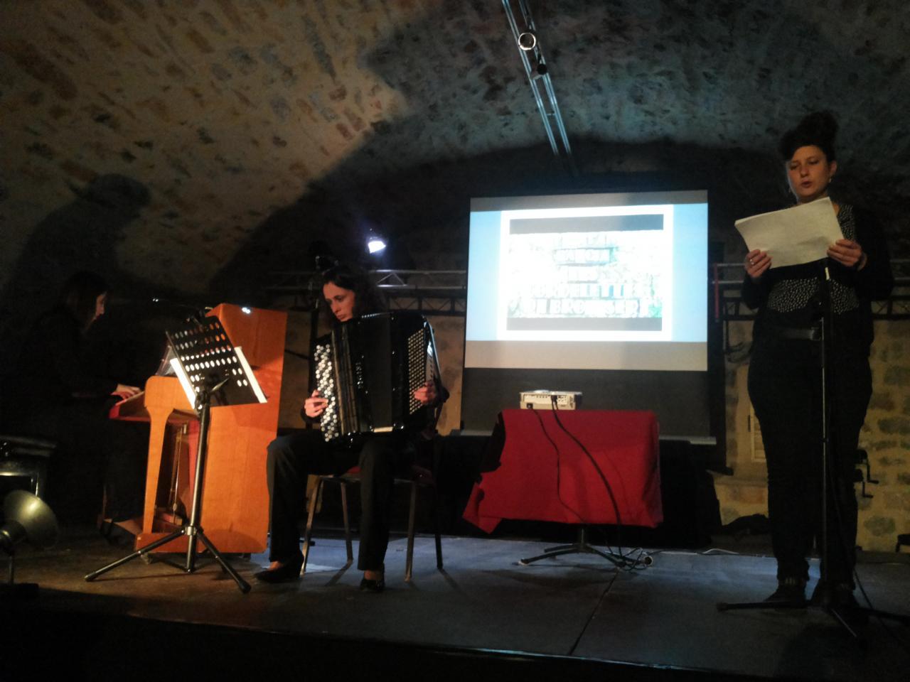 Banquet du livre d'automne, Lagrasse (11), octobre 2015