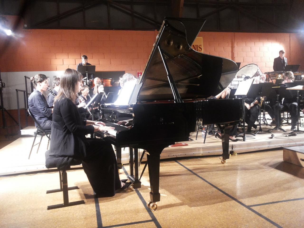 Rhapsody in blue, de Gershwin, Aussonne (31), novembre 2016
