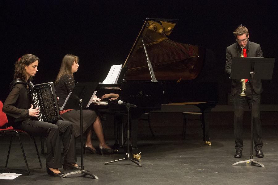 Piazzolla: voyage musical et chorégraphique, L'Escale à Tournefeuille (31), février 2016