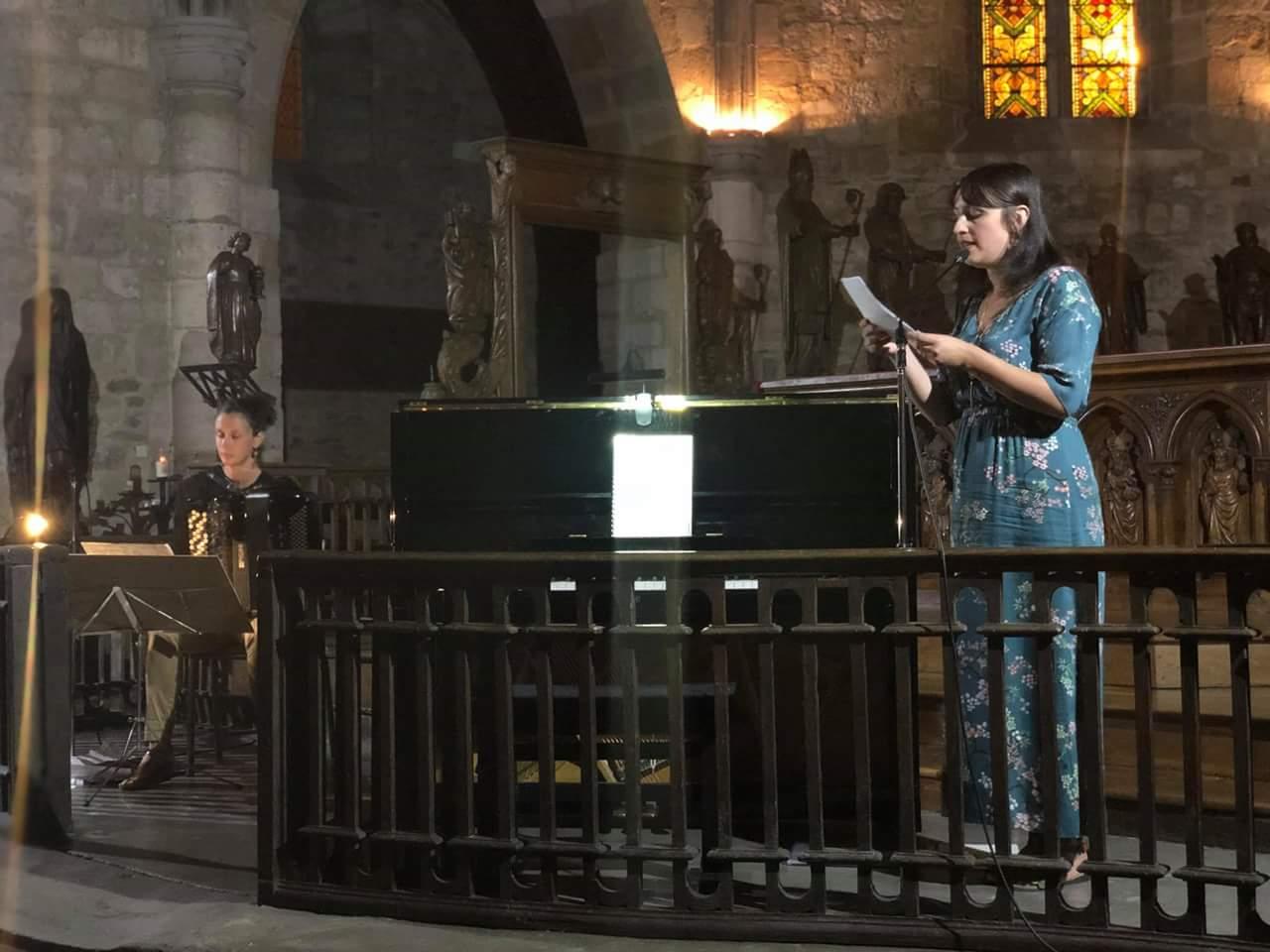 Les Musicales du pays de Maurs (15), août 2018
