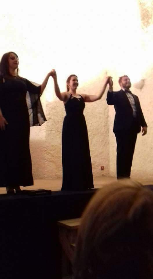 L'amour à l'opéra, château de Saint-Amans-Valtoret (81), décembre 2017