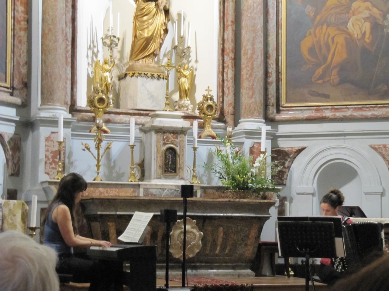 Fête de la musique, chapelle Ste Anne, Toulouse, juin 2014