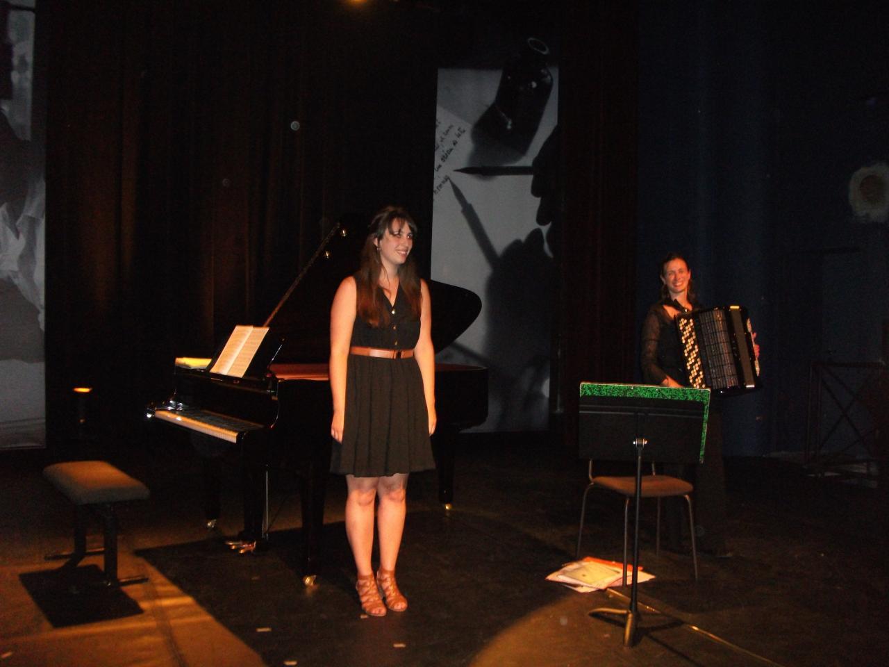 Rencontres Giono, Théâtre Henri Fluchère, Sainte-Tulle (04), juillet 2012