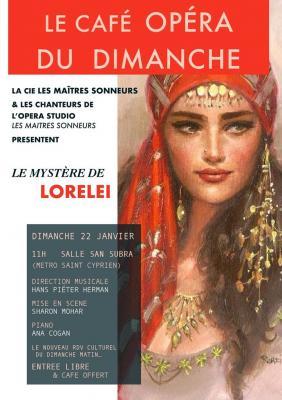Le mystère de Lorelei